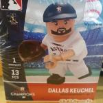 Astros Dallas Keuchel minifigure