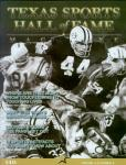 Texas Sports HOF Magazine Vol 1 No. 1